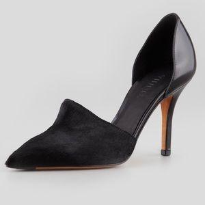 Vince claire calf hair heels